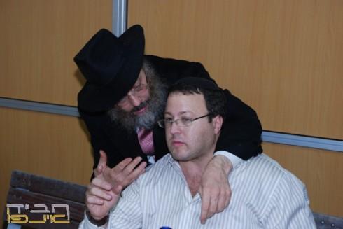 Yossi Stern and Paul Huebner