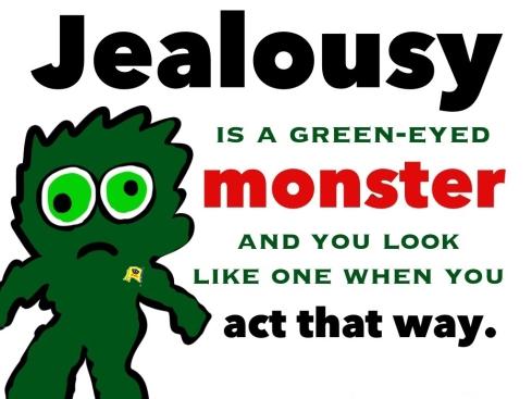 Meshichist jealousy